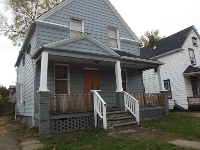 1244 E 112th — SOLD TO MITCH $2,900